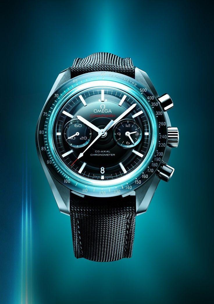 omega speedmaster moonwatch dark side of the moon kaufen