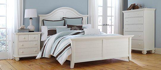 Mirren Harbor Bedroom Collection at BroyhillFurniture.com