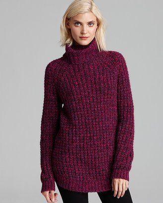 Tibi Sweater Oversized Turtleneck Tibi