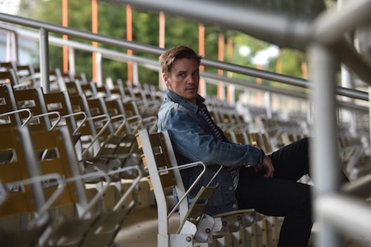Nashville Actor Riley Smith is on Fire with the Release of his New Single  http://www.coremagazines.com/music/riley-smith/