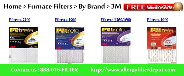 Select the right brand of furnace air filters  There are many peculiarities attached to each and every brand. It is best to be aware of them and then pick your favorite one.