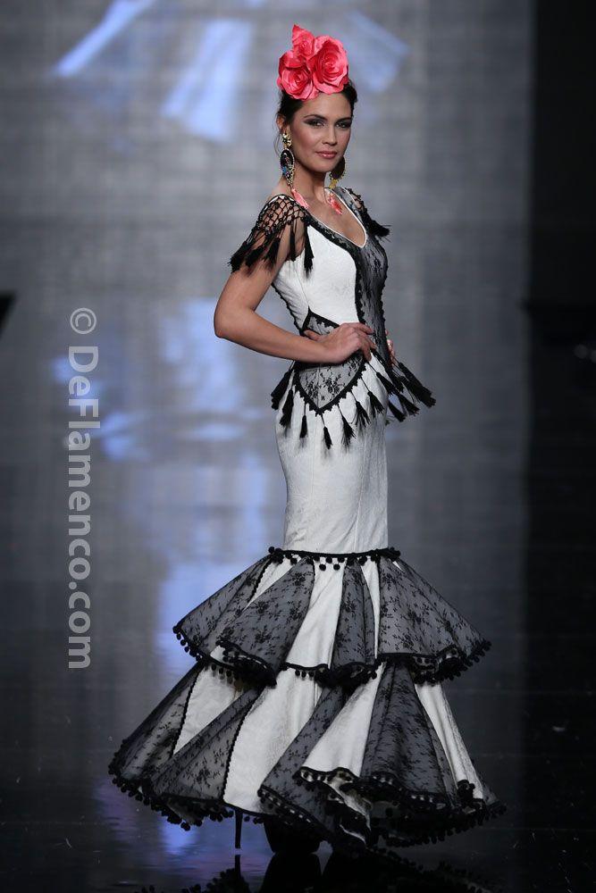 Fotografías Moda Flamenca - Simof 2014 - Alicia Cáceres 'Embrujo del sur' Simof 2014 - Foto 04