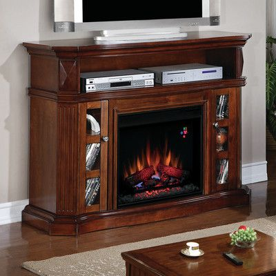Classic Flame Bellemeade TV Stand with Electric Fireplace & Reviews | Wayfair
