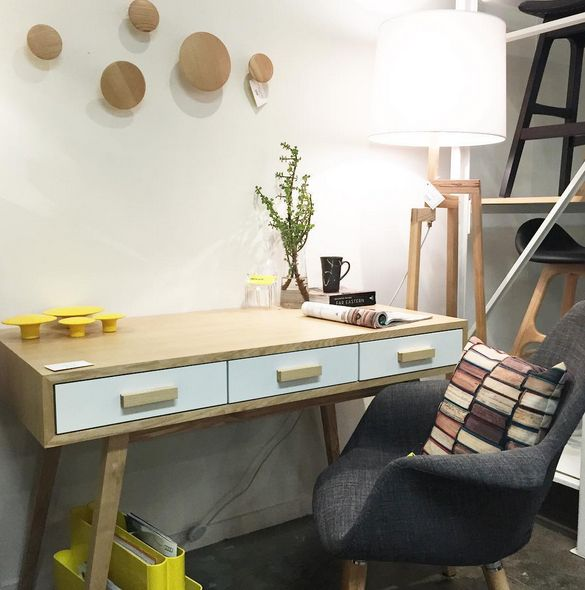 Magnus Desk - Aslso available in a sideboard and bedside table.