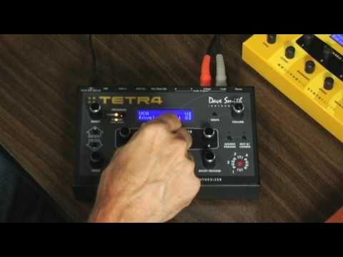 Combos- DSI Dave Smith Instruments Tetra