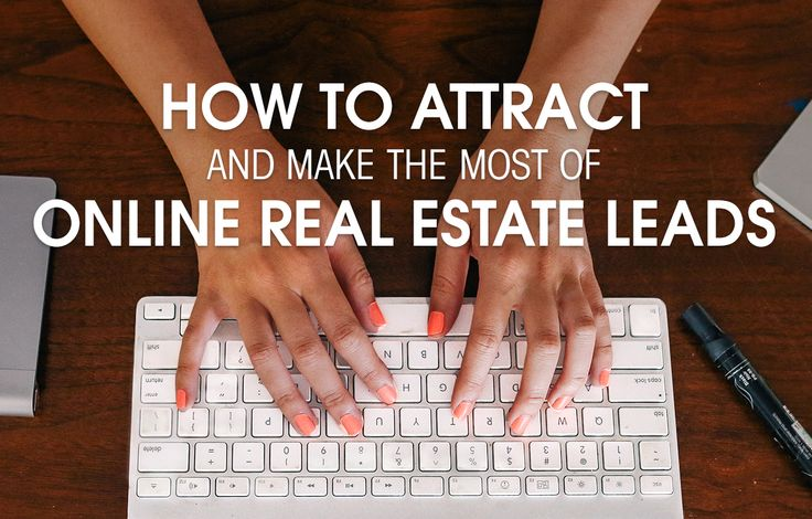 Statistics prove that online real estate leads are increasing. Enhance your online real estate lead generation and management with these tips. http://plcstr.com/1ImCvo9 #realestate #leads #leadgeneration
