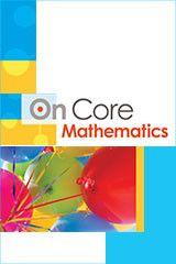 Houghton Mifflin Harcourt On Core Mathematics OnCore Summer School