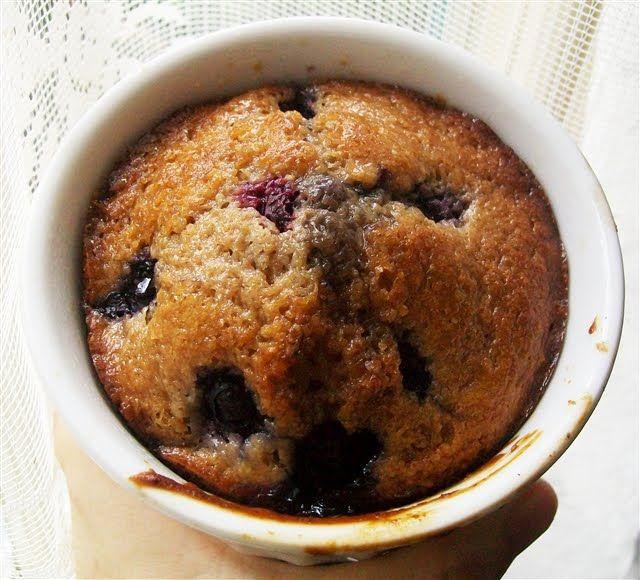Blender-Batter Muffins