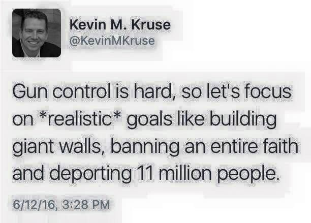 best gun control images gun control social   gun control is hard so let s focus on realistic goals like building