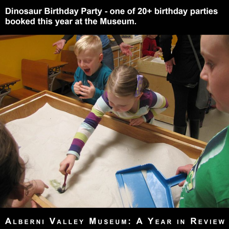 Alberni Valley Museum 2016 Year in Review No. 11
