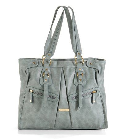 Amazon.com: timi & leslie Dawn Convertible Diaper Bag, Taupe: Baby