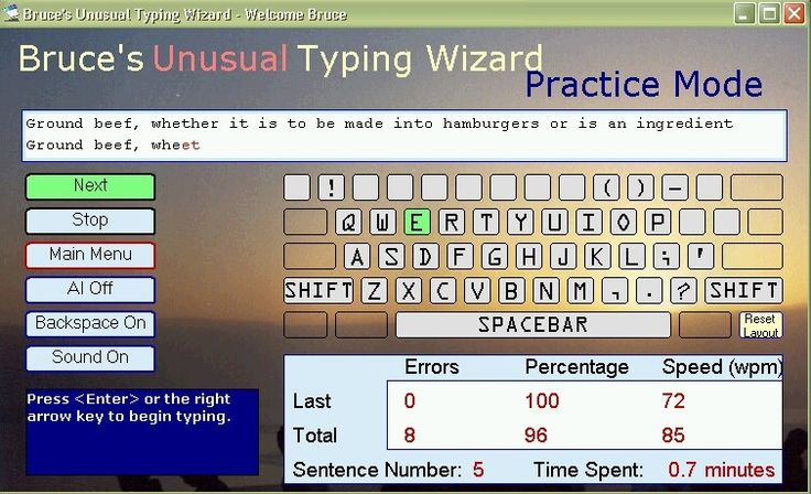 What is the best way to learn Touch Typing? - Stack Overflow