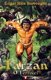 Download Tarzan O Terrível - Tarzan - Vol.8 - Edgar Rice Burroughs em-epub-mobi-e-pdf