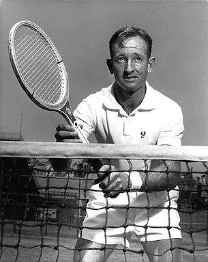 Rod Laver (born August 9, 1938)