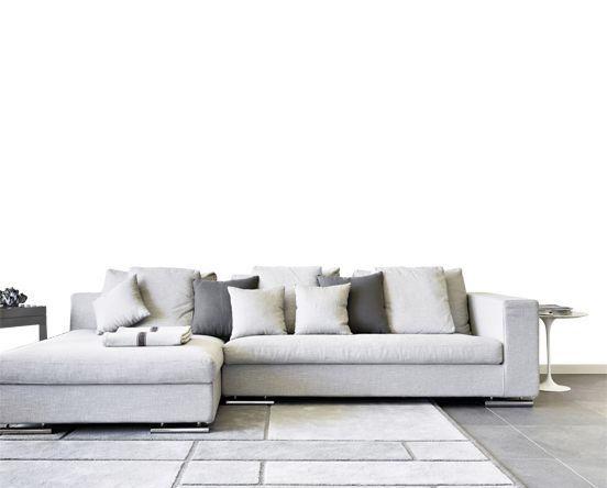 Korytarz z sufitem w postaci łuków na biały na obrazach Redro. Najlepszej jakości fototapety, naklejki, obrazy, plakaty, poduszki. Chcesz ozdobić swój dom? Tylko z Redro