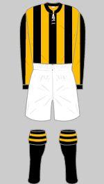 Maidstone United - Historical Football Kits