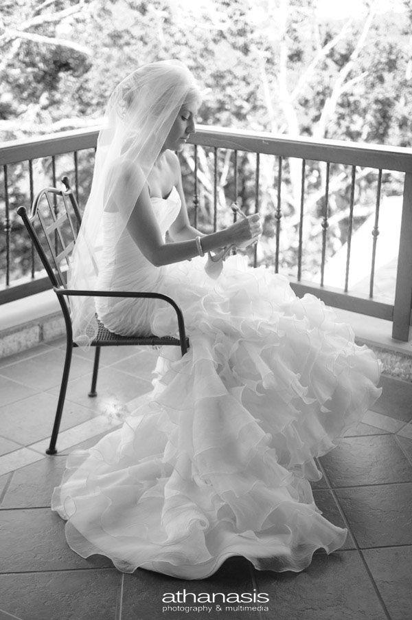 Φωτογράφηση γάμου στην λίμνη Πλαστήρα