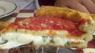 Giordanos - Chicago Deep Dish Pizza.