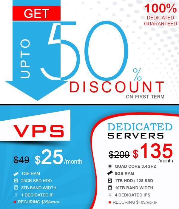 Best Web Hosting Services | ServerSea Hosting Company
