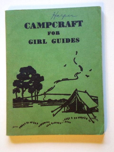 Campcraft for Girl Guides