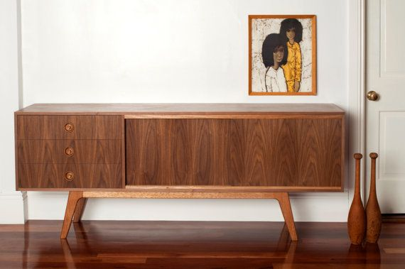 C180 Sideboard Classic sideboard. Oak Entertainmnet by Senkki