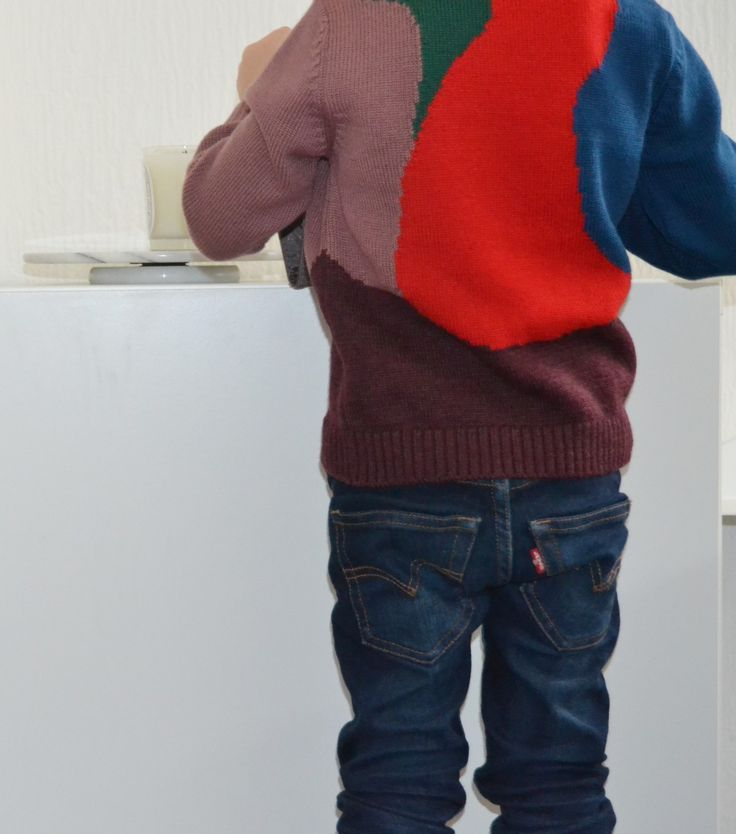 Wolf and Rita, kids, kids fashion, fashion for boys, knit
