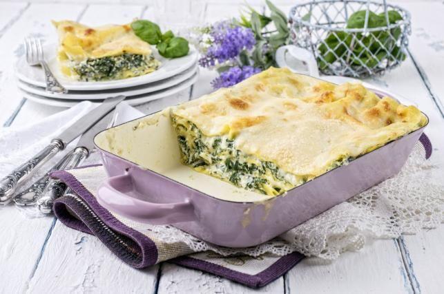 Spenótos lasagne - PROAKTIVdirekt Életmód magazin és hírek - proaktivdirekt.com