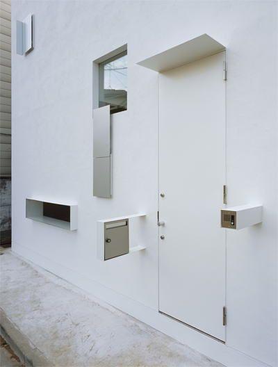 秋山建築設計/秋山隆男 Uc-1 house (世田谷の家)