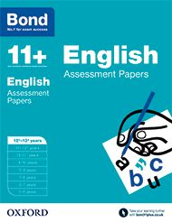 11 Plus - Bond Assessment Papers available online. Canterbury Tuition Centre.