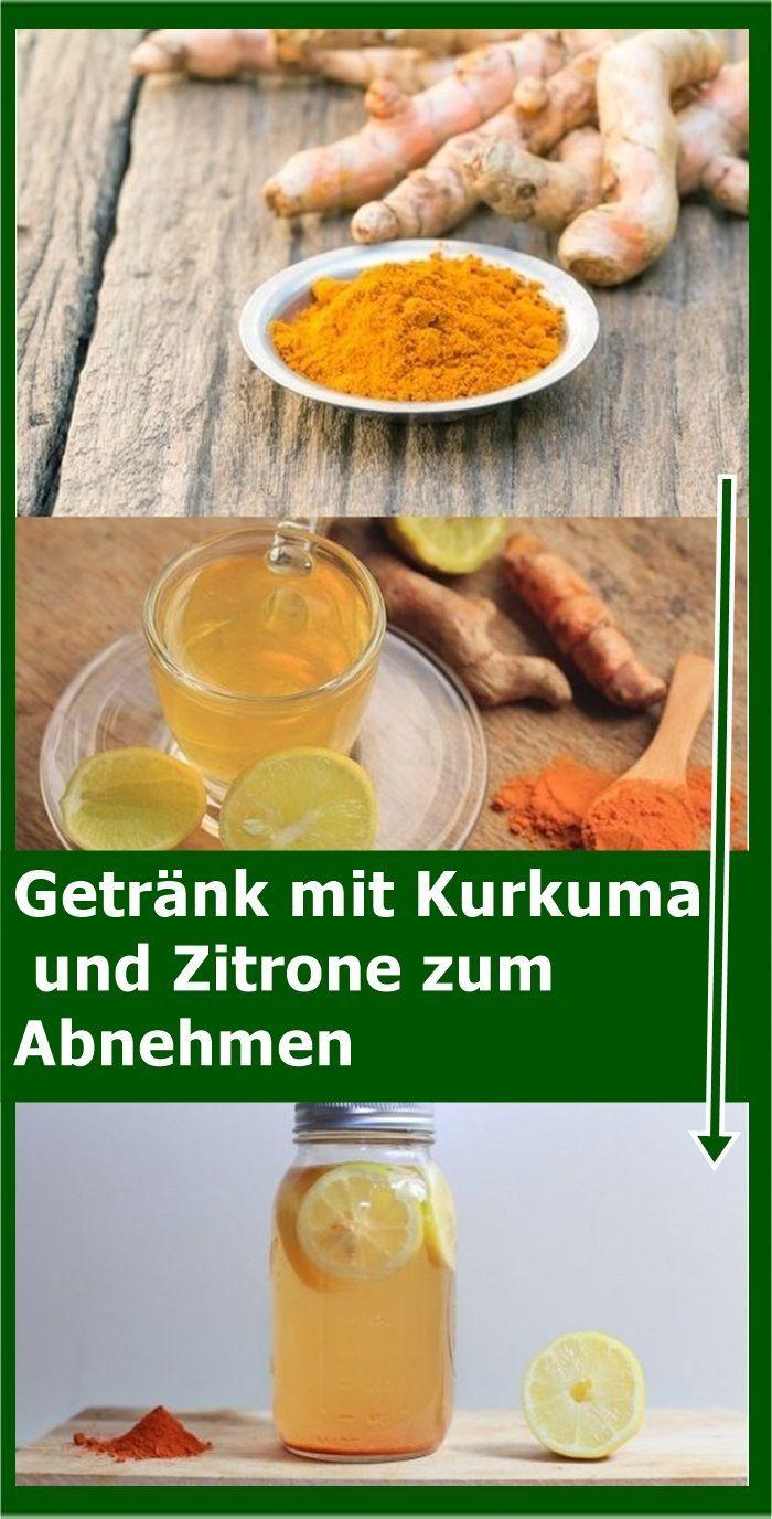 Image result for Kurkuma und Zitrone zum Abnehmen