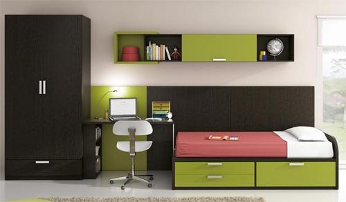 Habitacion niño moderna 12