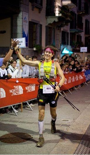 Scott Jurek, Ultra-marathon champion, multiple winner of races and twice winner of the Badwater Ultra Marathon