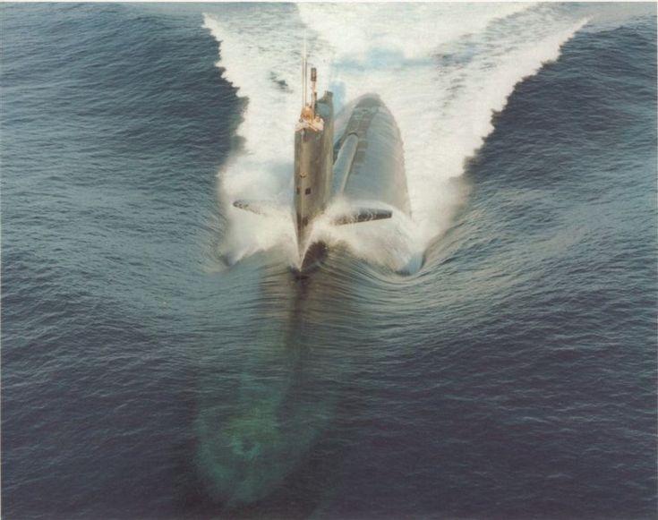 FORO BASE NAVAL - Submarinos clase SKIPJACK SSN - Buques del ayer de la US Navy