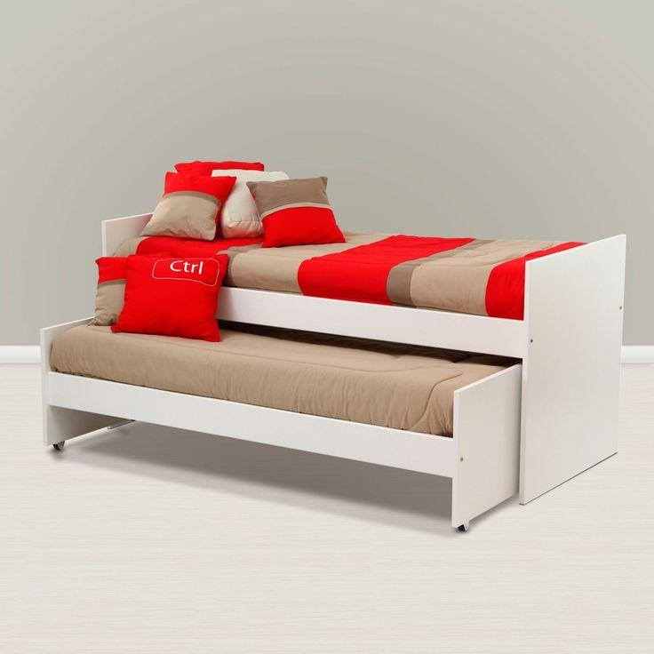7 best camas nido images on Pinterest | Camas nido, Literas y Cama doble