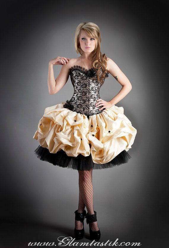 25  best ideas about Corset prom dresses on Pinterest   Homecoming ...
