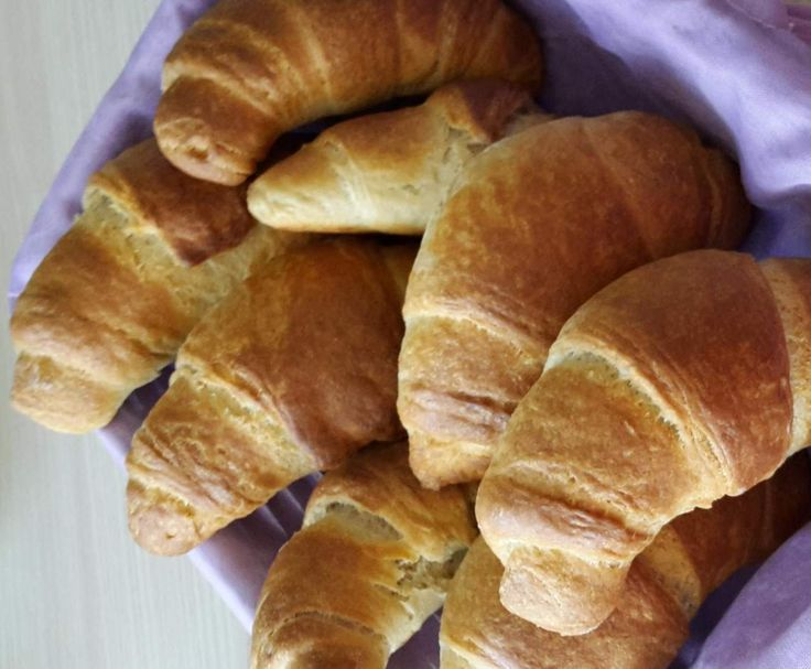 Softe Croissants  von Teufel10 auf www.rezeptwelt.de, der Thermomix ® Community