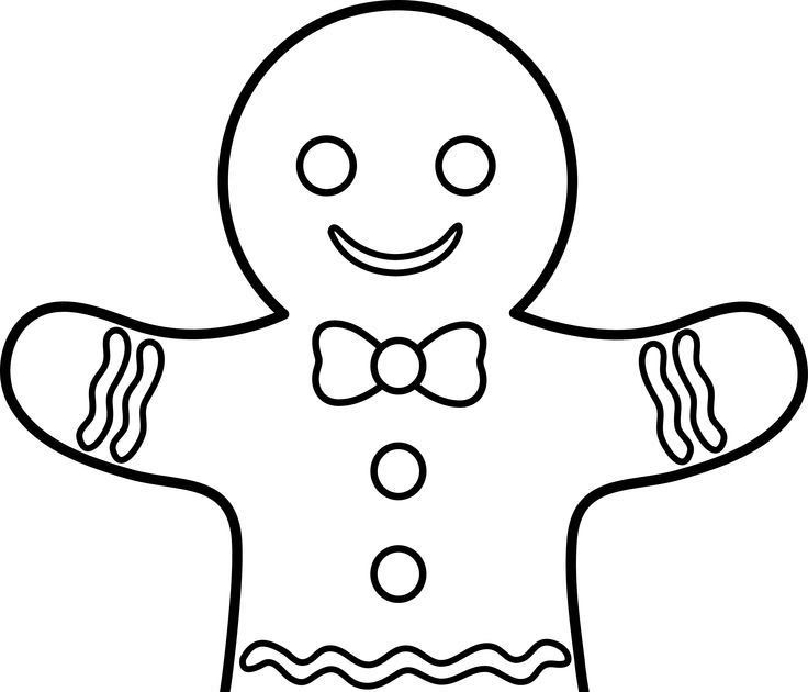 98 Ideas Gingerbread Man Colouring On Gingerbread Man Coloring Page W Printable Christmas Coloring Pages Free Christmas Coloring Pages Shopkin Coloring Pages