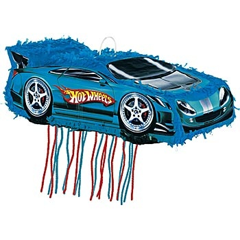 hot wheels pinata!