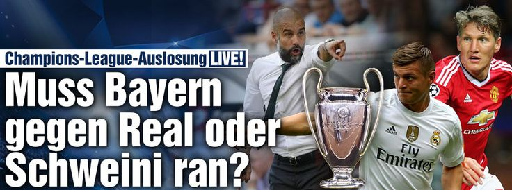 Champions-League-Auslosung im Live-Ticker http://www.bild.de/sport/fussball/afc-champions-league/auslosung-42352090.bild.html