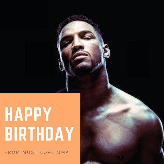 Happy Birthday Kevin Lee Motownphenom From Must Love Mma Lee