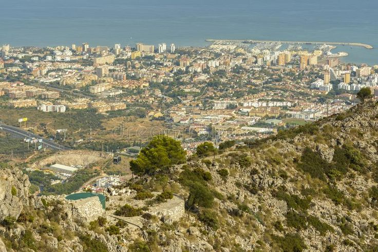 Aerial View Of Marbella, Andalusia Region, Spain Editorial Image - Image: 99460000