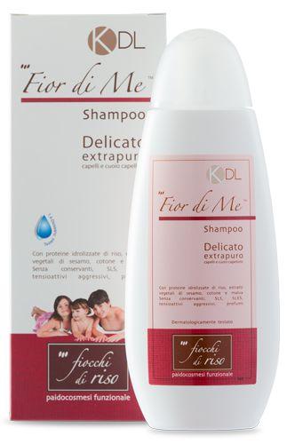 """ebmemo: Fiocchi di Riso """"Fior di me"""" Shampoo - SENZA CONSERVANTI, SODIUM LAURYL SULFATE, SODIUM LAURETH SULFATE, PROFUMI"""