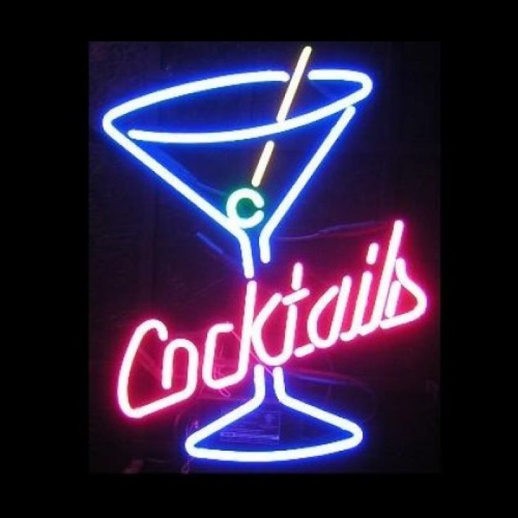 JackandFriends.com - Neon Bar Sign - Martini Cocktails, $299.97 (http://www.jackandfriends.com/neon-bar-sign-martini-cocktails/)