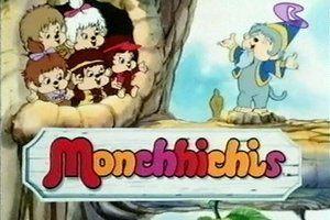 Monchhichis. 80s cartoons