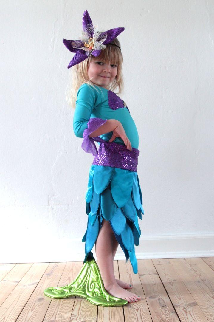 LaRaLiL little mermaid costume