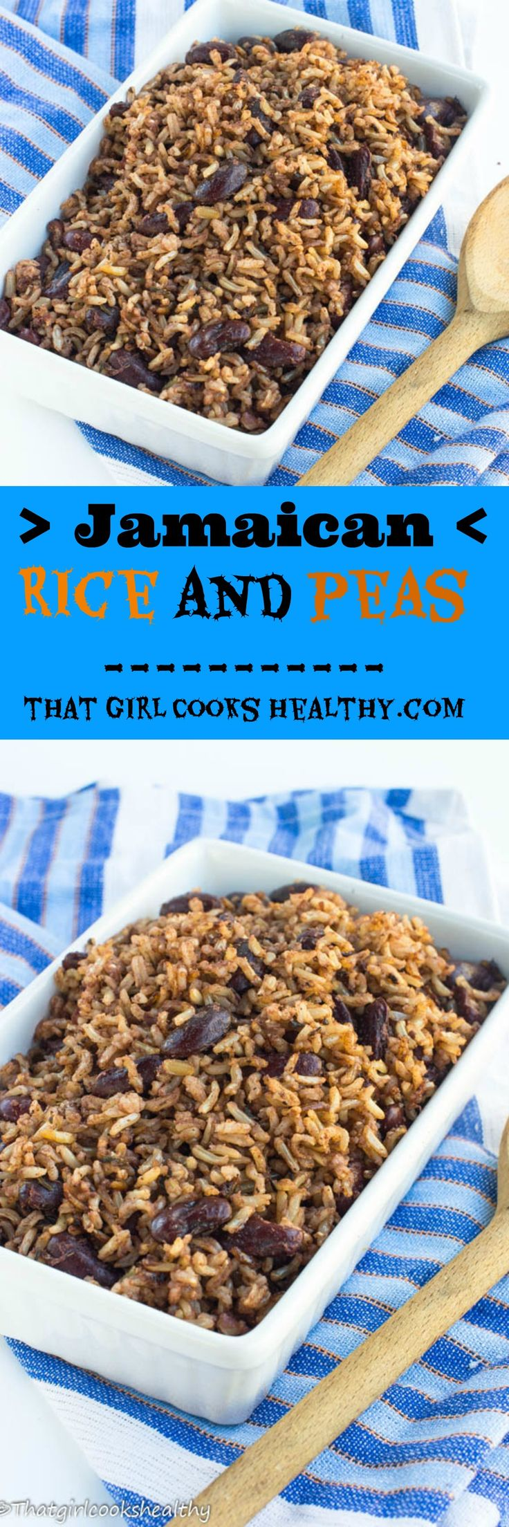 rice and peas Image