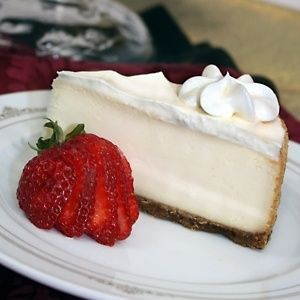 Creole Cream Cheese Cheesecake | Louisiana Kitchen & Culture
