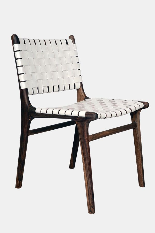 Leather Dining Chair String
