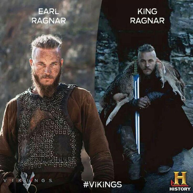 King Ragnar Hail To The King!