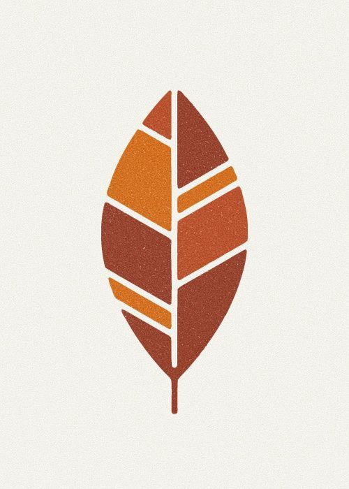 leaf graphic design